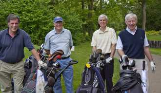 Citizens Advice Surrey Heath Charity Golf Day 2014 - Alan Meeks and Mike Hillman (25)