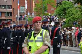 Freedom of thee Borough Parade - RMA - Windlesham and Camberley Camera Club (68)
