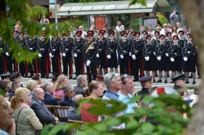Freedom of thee Borough Parade - RMA - Windlesham and Camberley Camera Club (78)