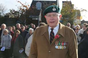 Lightwater Remembrance 2014 - 33