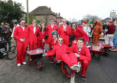 Windlesham Pram Race - Alan Meeks 27