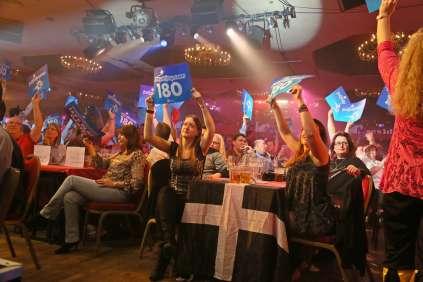 Darts Saturday - Alan Meeks 11