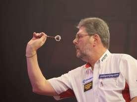 Darts Saturday - Alan Meeks 54