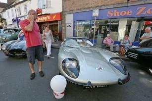 Camberley Car Show 2015 - 37