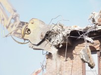 Pembrook House - Demolition - Camberley - Paul Deach 27