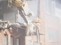 Pembrook House - Demolition - Camberley - Paul Deach 48