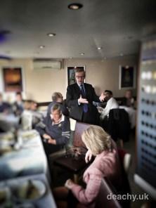 Mayor of Surrey Heath Charity Curry Business Lunch - Paul Deach 20