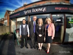 Mayor of Surrey Heath Charity Curry Business Lunch - Paul Deach 22