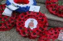 Surrey Heath Remembrance Parade 201564
