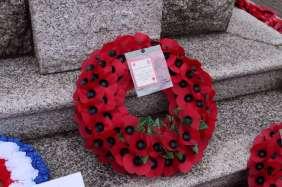 Surrey Heath Remembrance Parade 201565