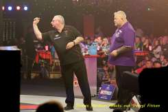 Lakeside BDO Darts 2 Jan 2016 - Alan Meeks 46