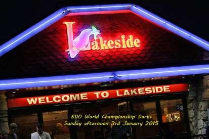Lakeside BDO Darts 3 Jan 2016 afternoon - Alan Meeks 1