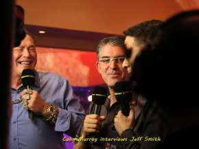 Lakeside BDO Darts 5 Jan 2016 afternoon - Alan Meeks 54