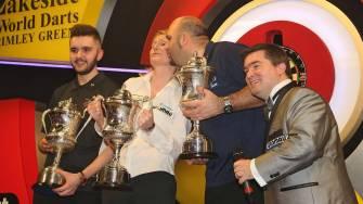 Lakeside BDO Darts The Men's Final 2016 - Alan Meeks 36