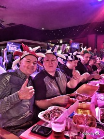 Lakeside World Darts Championship 2015 - Deachy - 51