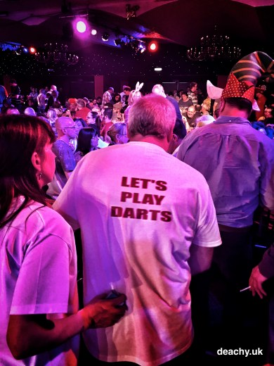 Lakeside World Darts Championship 2015 - Deachy - 77