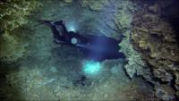 Buceo en Cueva en Mexico