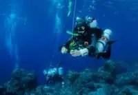 Technical diving training - Advanced Trimix diving