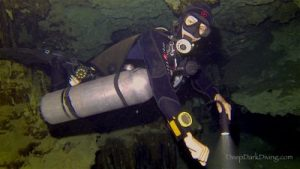 TDI Cave diving course