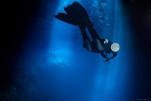 Side Mount Diving Training