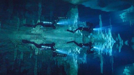 Dive TrainingYucatan