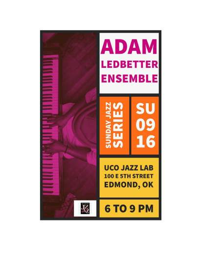 Adam Ledbetter Ticket