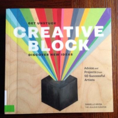 Creative Block Book Cover