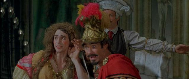 Pyramus and Thisbe, A Midsummer Night's Dream