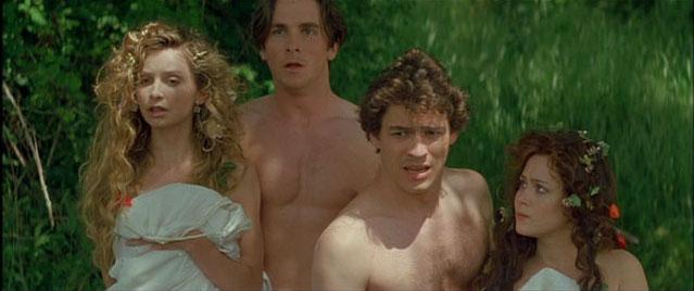 Four lovers, A Midsummer Night's Dream