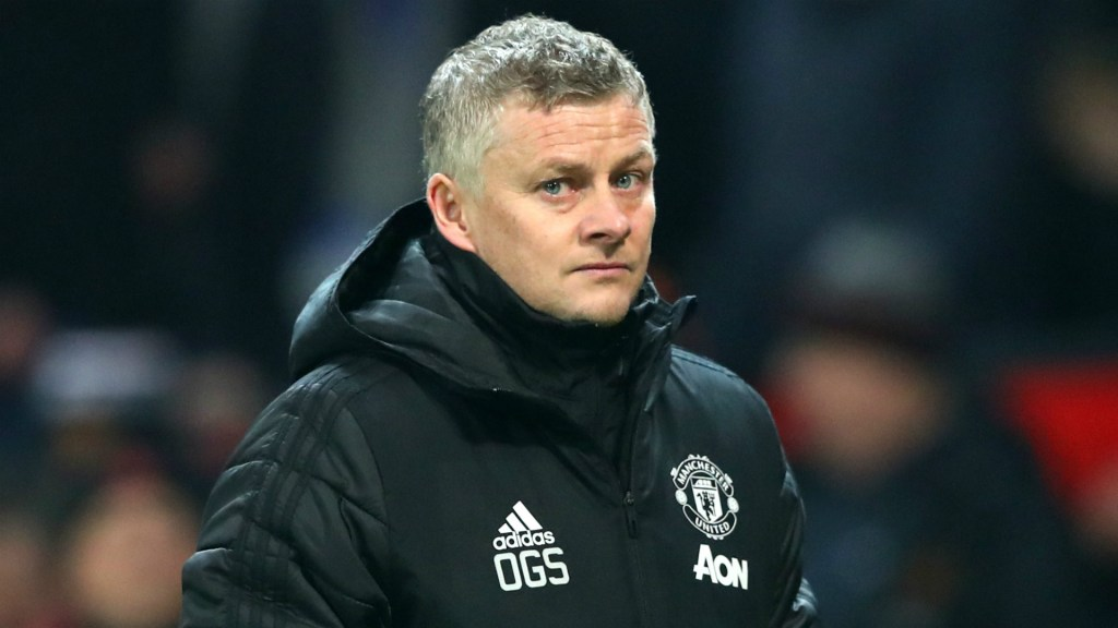 ole solskjaer manchester united sacked deepersport