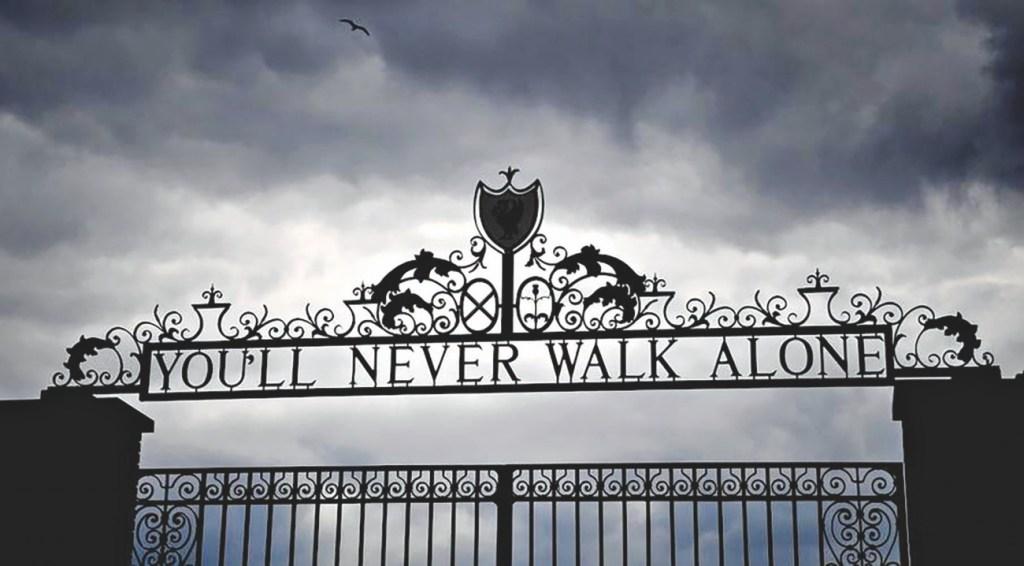 you will never walk alone origins deepersport