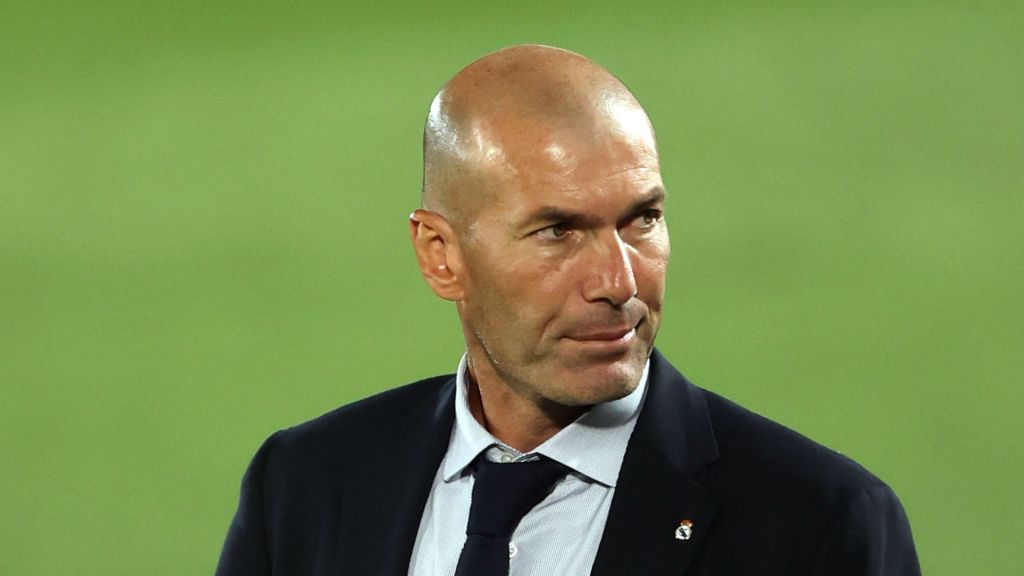 zinedine zidane real madrid sacked deepersport