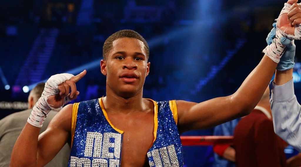 devin haney boxing interview lightweigh division deepersport