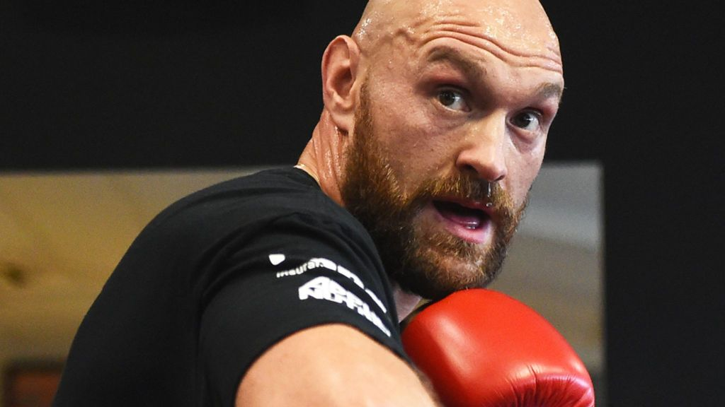 tyson fury eaither way is a defeat deepersport