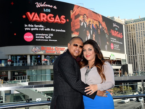 Welcome To Los Vargas (CR: Ethan Miller/Getty Images for mun2)
