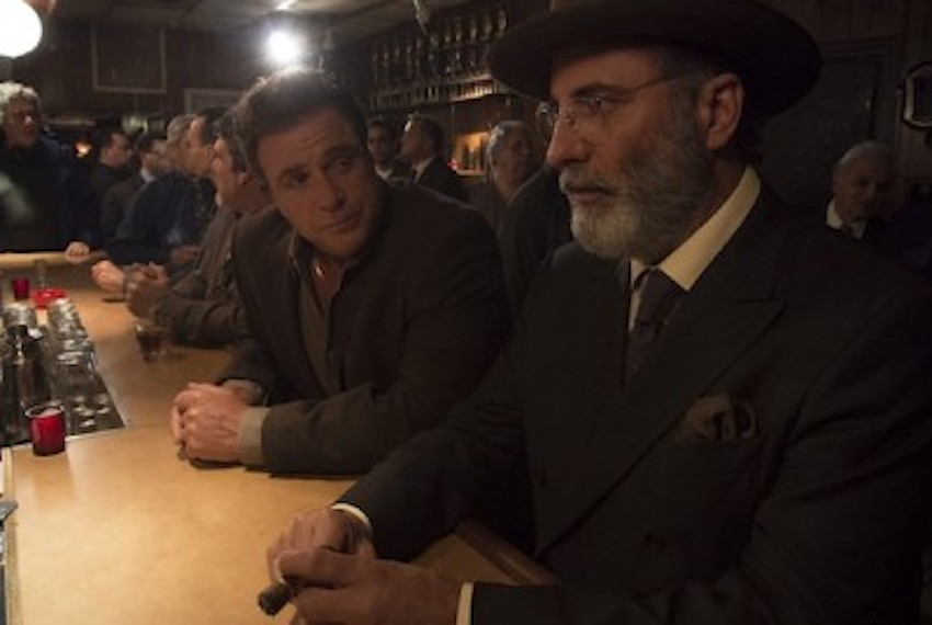Andy Garcia Channels Meisner Technique With 'Rob The Mob'