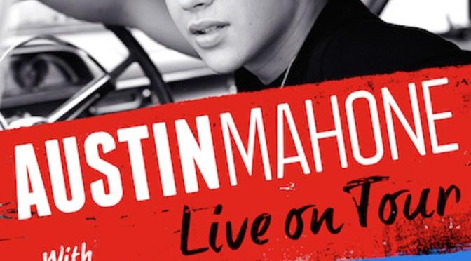 "Austin Mahone To Unleash His ""Secret"" And Readies for Summer Tour"