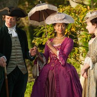 'Belle' Actress Gugu Mbatha-Raw Inspired By Jane Austen Universe