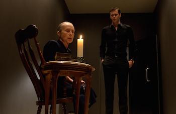 "Bill Skarsgard in ""Hemlock Grove"" Season 2 - (Netflix, CR: Steve Wilkie)"