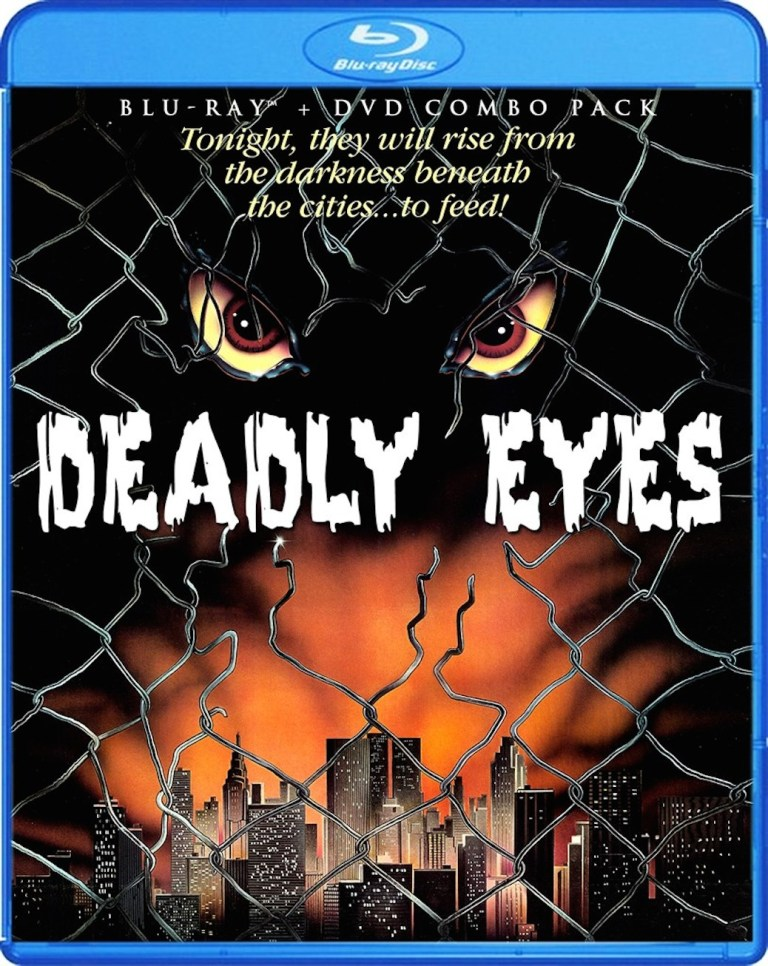 'Deadly Eyes' Blu-Ray DVD Combo Pack Review