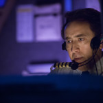 Nicolas Cage in Left Behind (Stoney Lake Entertainment)