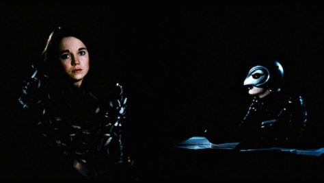 Jessica Harper, William Finley as Phoenix and the Phantom in 'Phantom of the Paradise' (Shout! Factory)