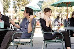 Ben Feldman & Cristin Milioti in 'A to Z' - (Photo by: Trae Patton/NBC)