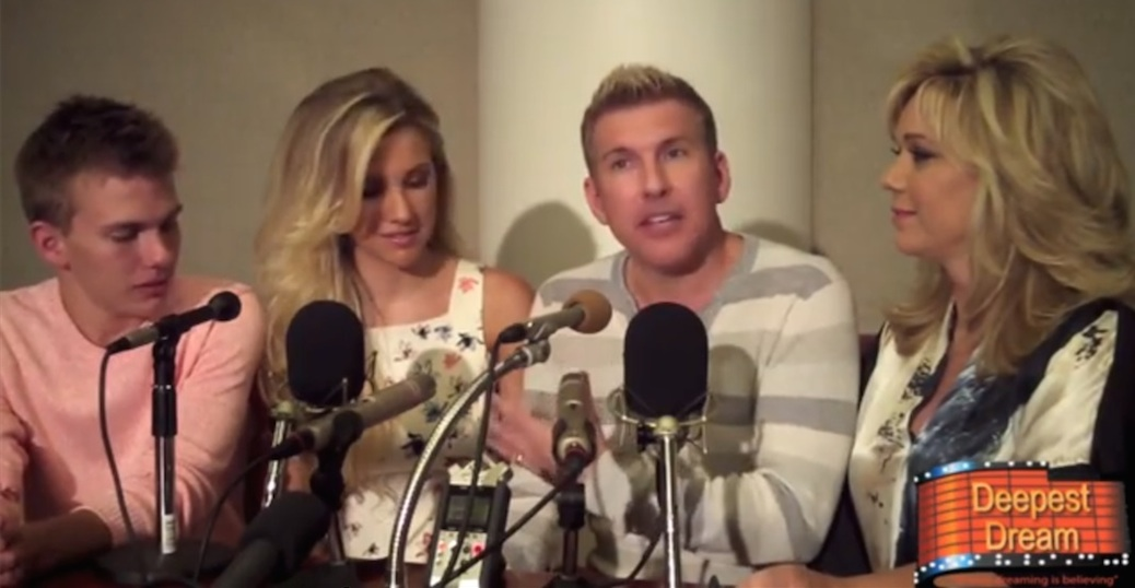 "Todd Chrisley (""Chrisley Knows Best"") On Joys of ..."