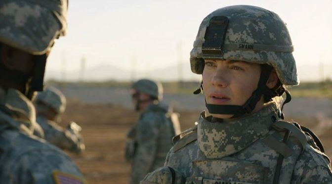 """Michelle Monaghan Explores Military Life With Resonant """"Fort Bliss"""""""