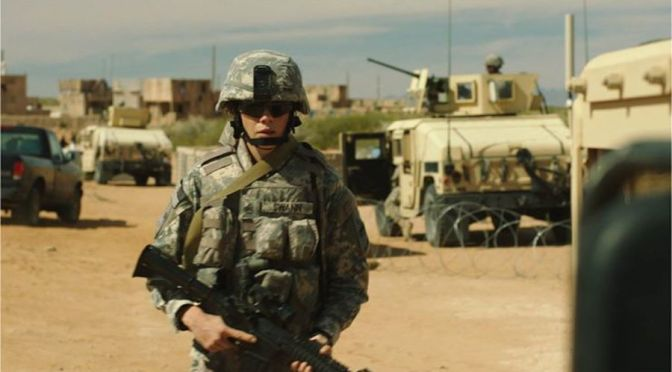 'Fort Bliss' Spotlights The Daily Struggles of Military Life