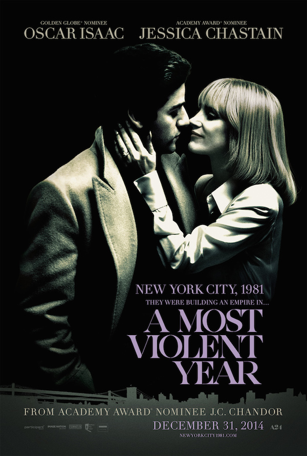 A Most Violent Year Poster - A24
