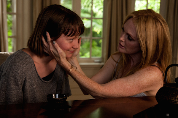 Mia Wasikowska & Julianne Moore in Maps to the Stars (Entertainment One Films)