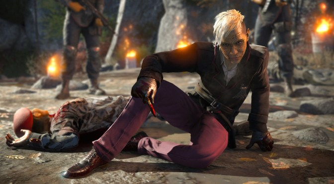 Far Cry 4 Villain Pagan Min Introduced In New Trailer