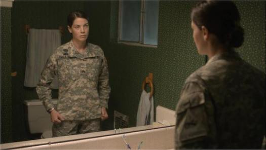Michelle Monaghan in Fort Bliss - Phase 4 Films, CR: Facebook